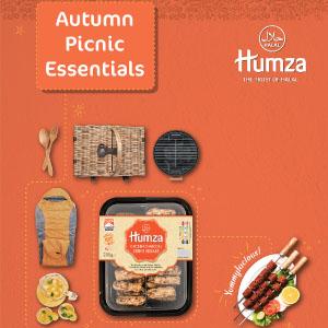 Humza Brand Development