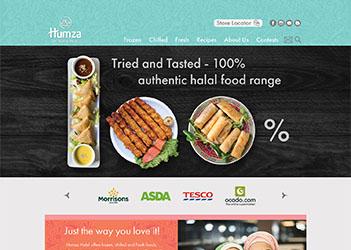 Humza Website Development