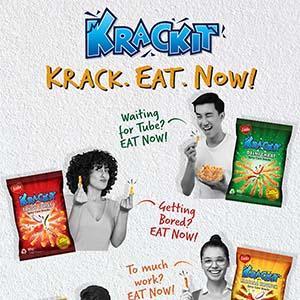 Krackit Poster