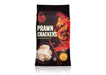 Thai Dragon Packaging Design